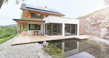 Dämmplatten beim Häuserbau, Fritz Doppelmayer GmbH